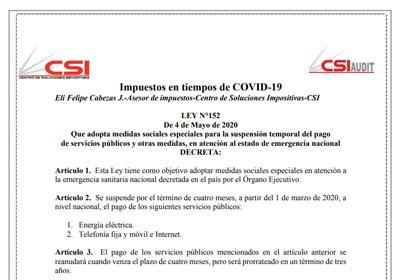 Ley N°152